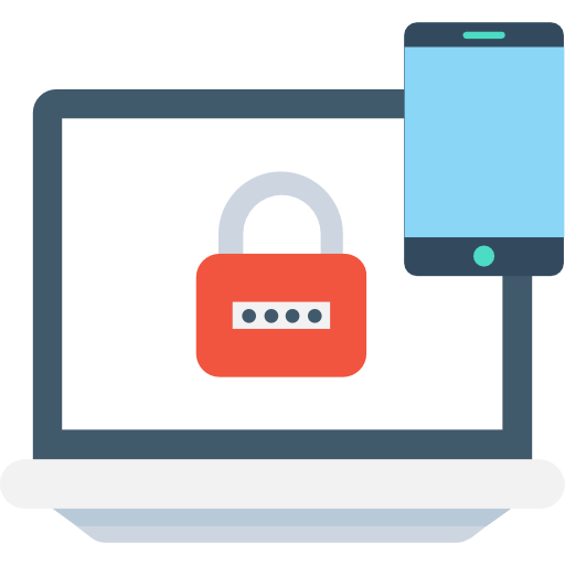 security and authentication icon