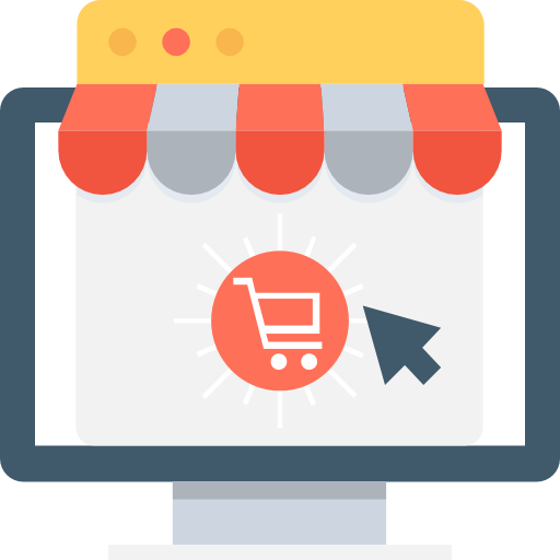 ecommerce website icon