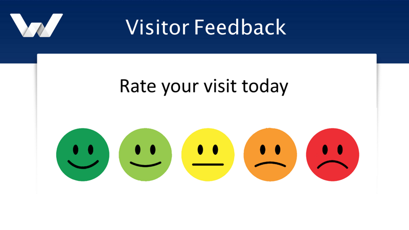 An example customer feedback system