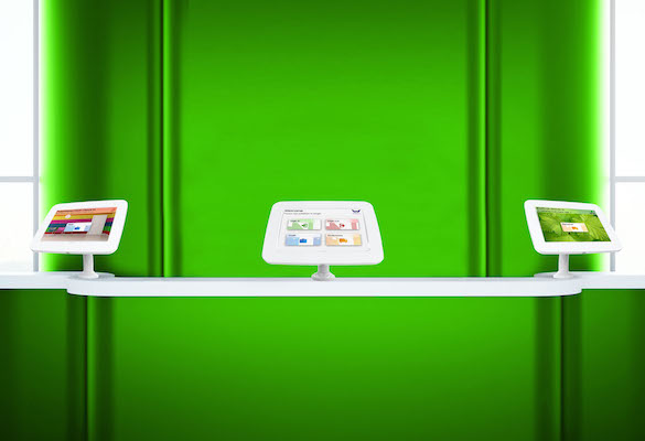 How can a kiosk solution benefit your organisation?